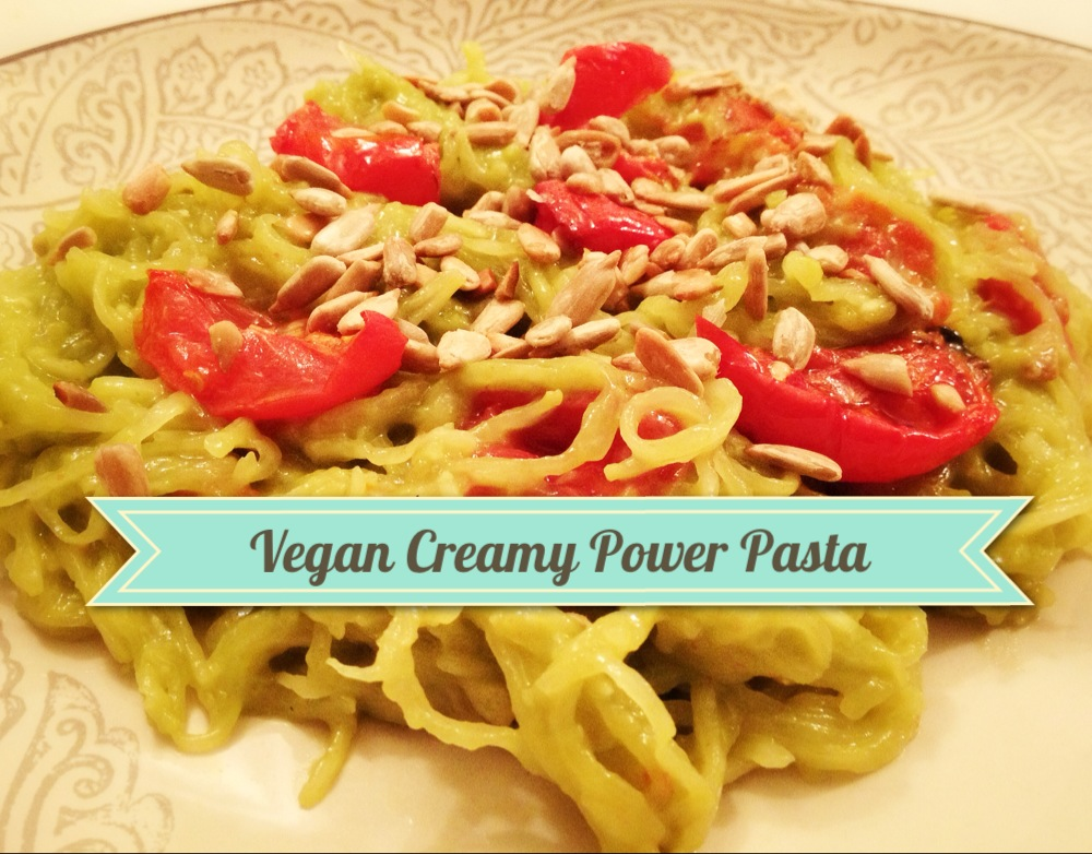 Avocado Vegan Pasta 4