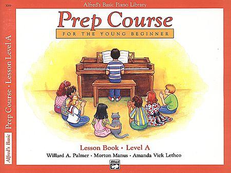 Alfreds Prep Course