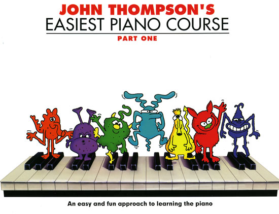 John Thompson Easy Beginner