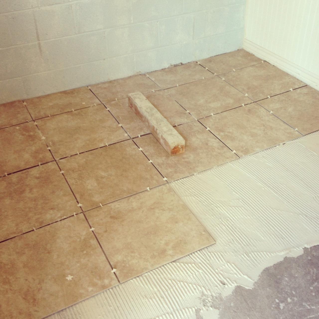 Tile Floor 3