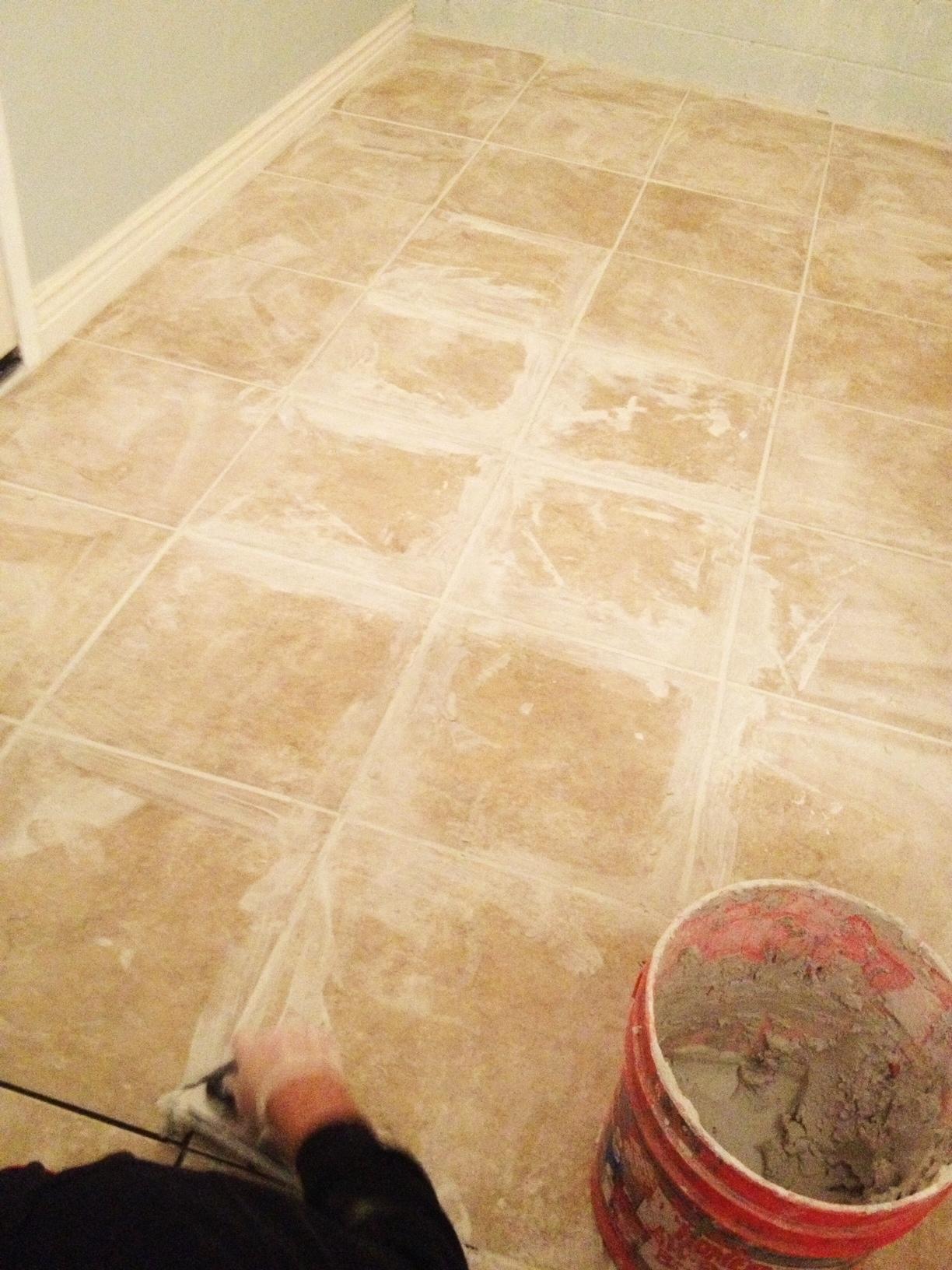Tile Floor 5