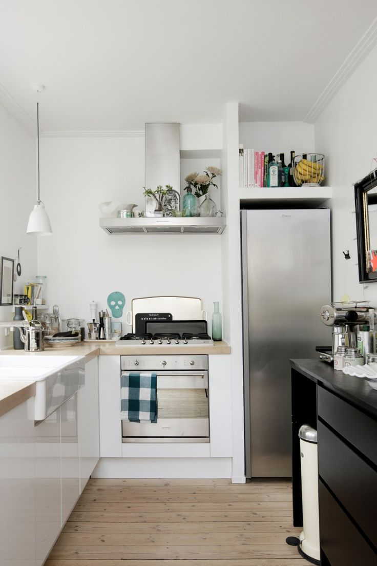 Inspiration: White Modern Kitchens - Our Cone Zone
