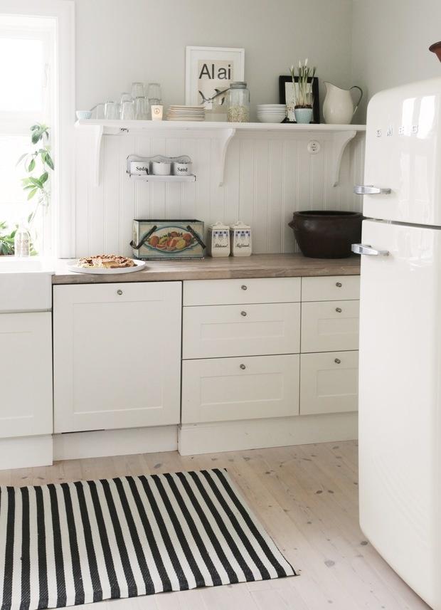 Modern White Kitchen 3