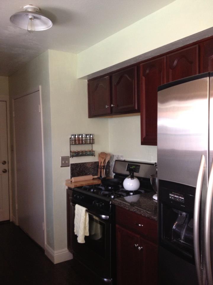 Valle kitchen after 2