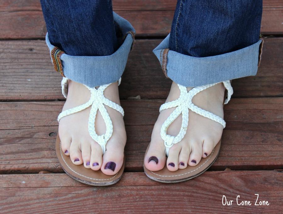 WIWW summer sandals