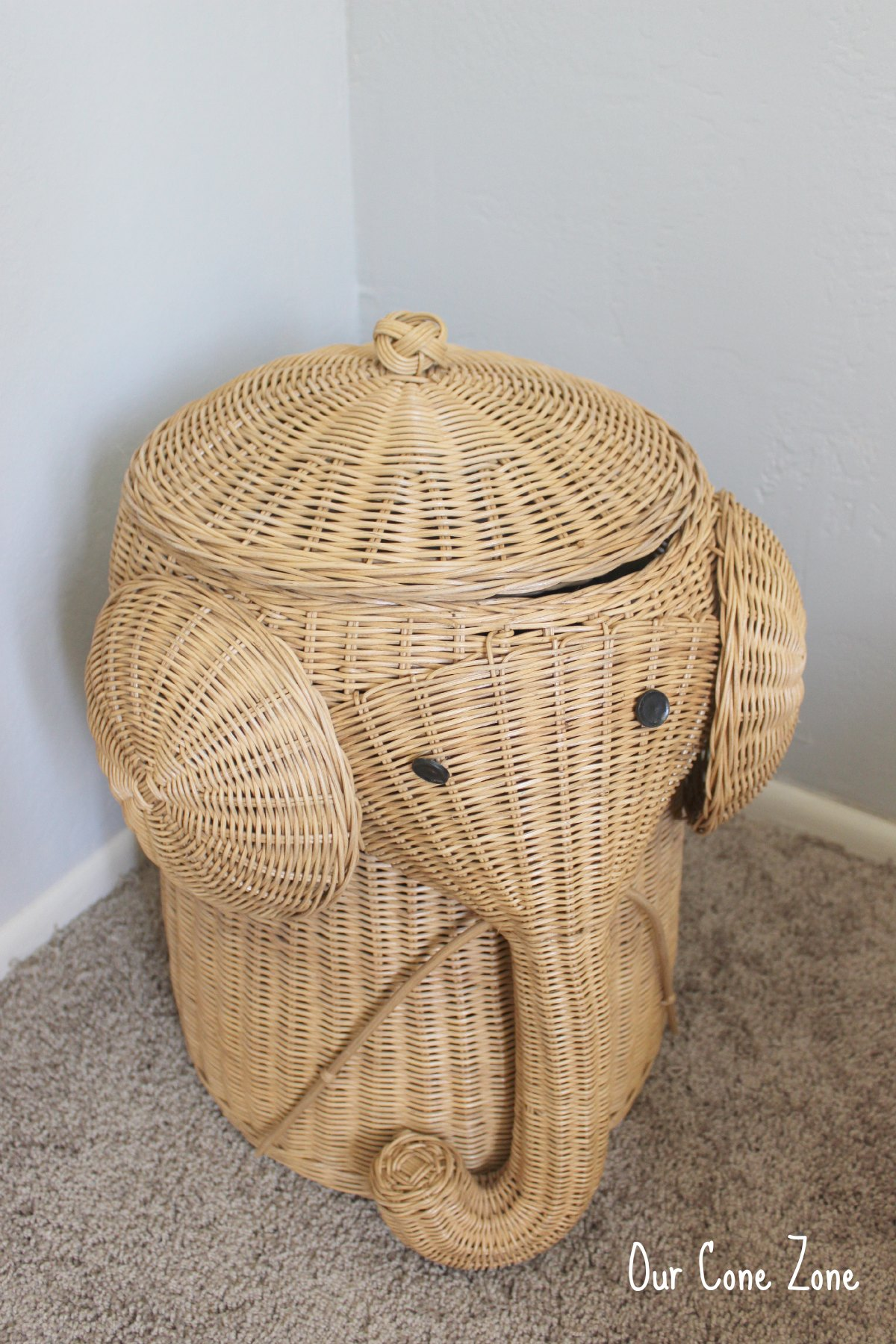 Boys Room Laundry Basket