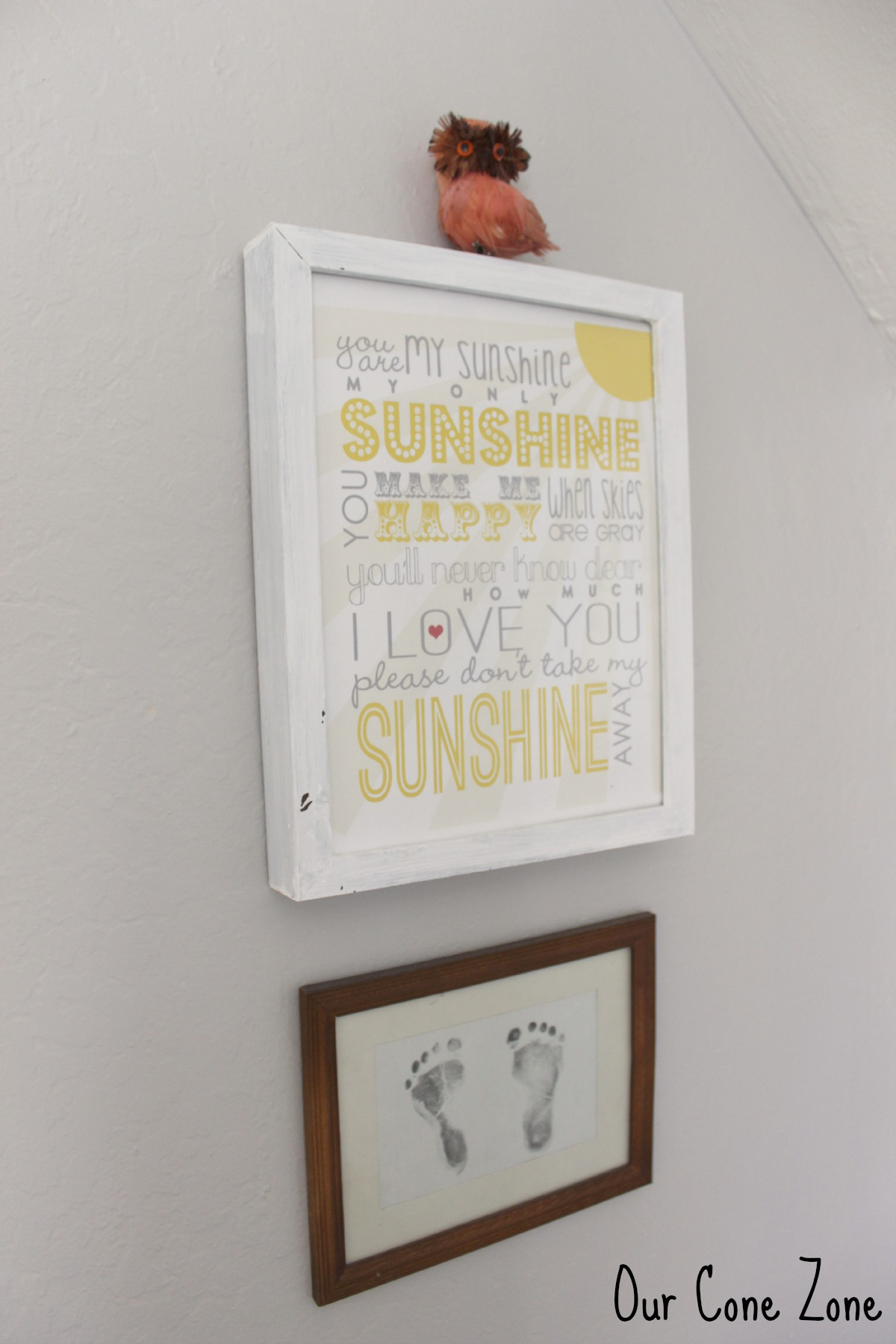 Boys Room You Are My Sunshine