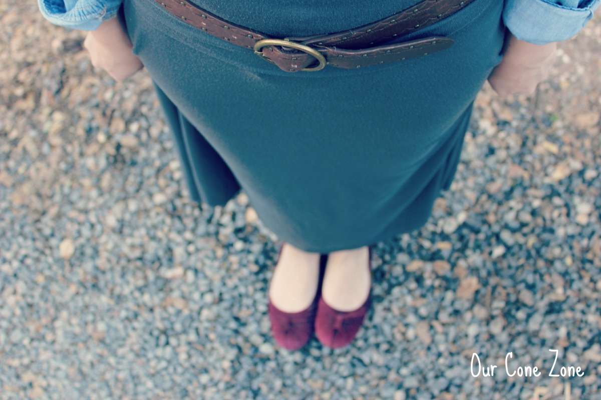 What I Wore Wednesday Maxi Skirt 3