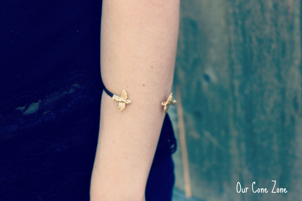 What I Wore-- Bracelet