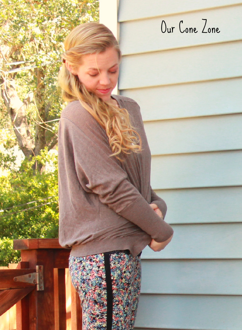 Gympsy Pants with shawl