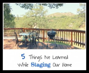 Staging Home Cover