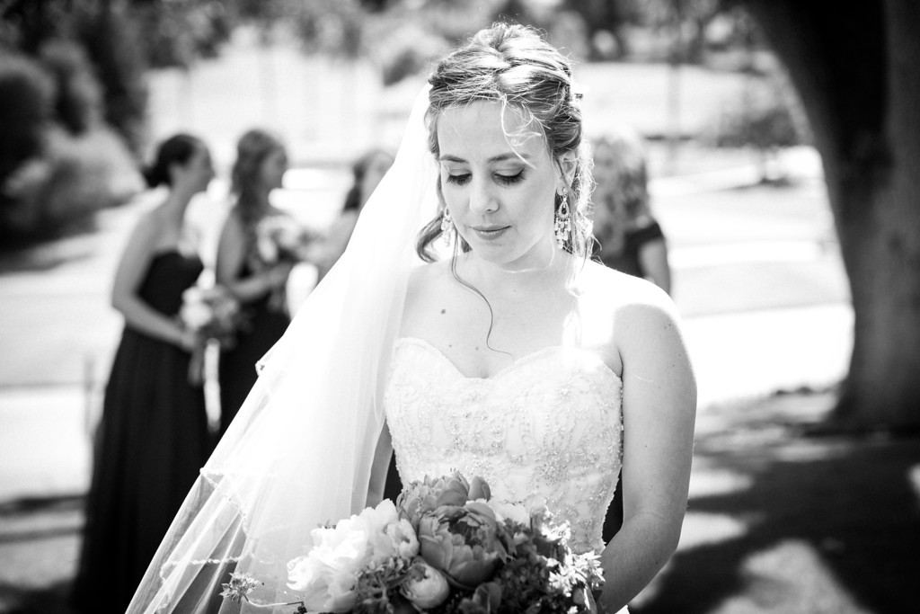 Kristen beautiful bride