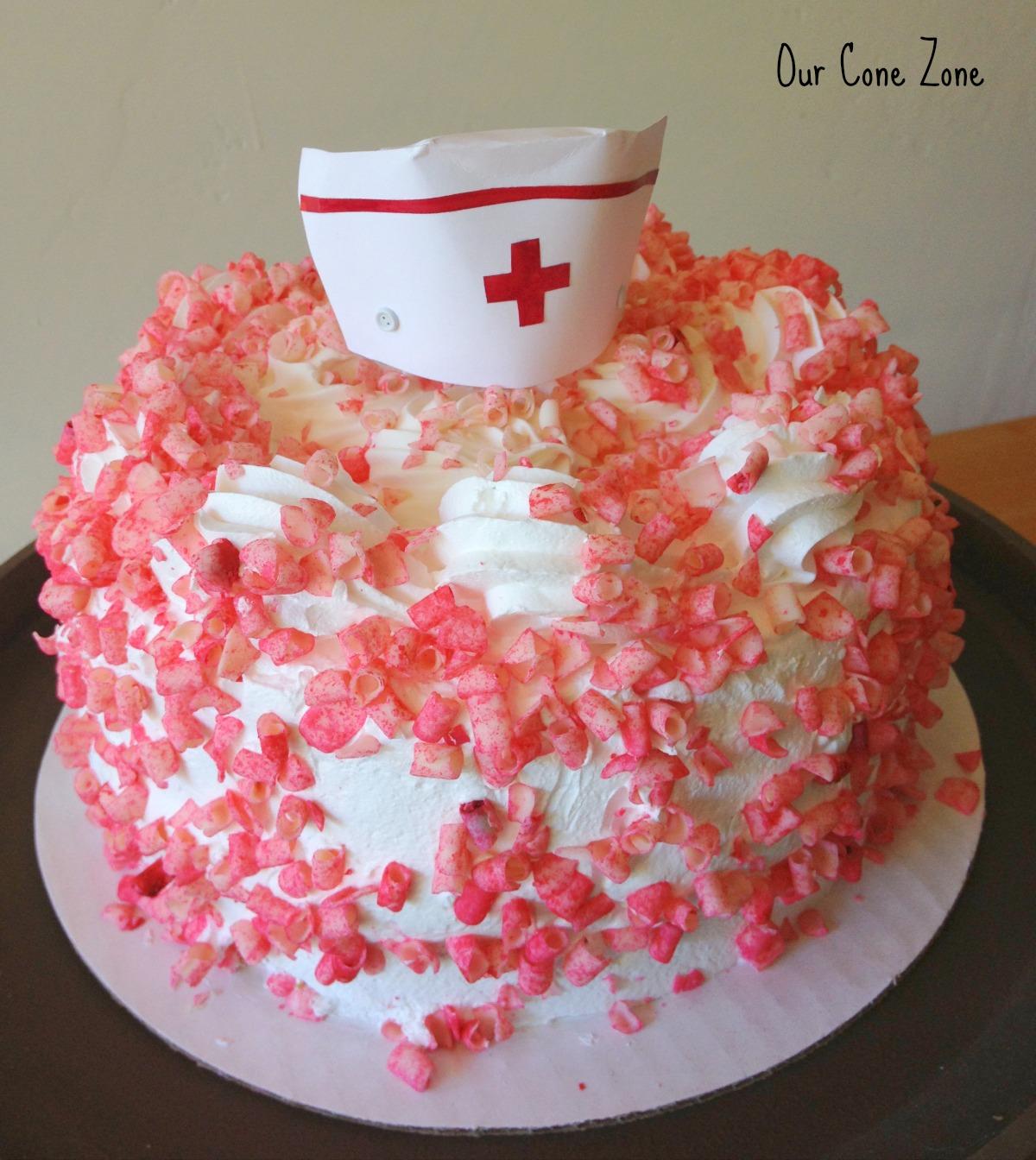 Nursing Student cake