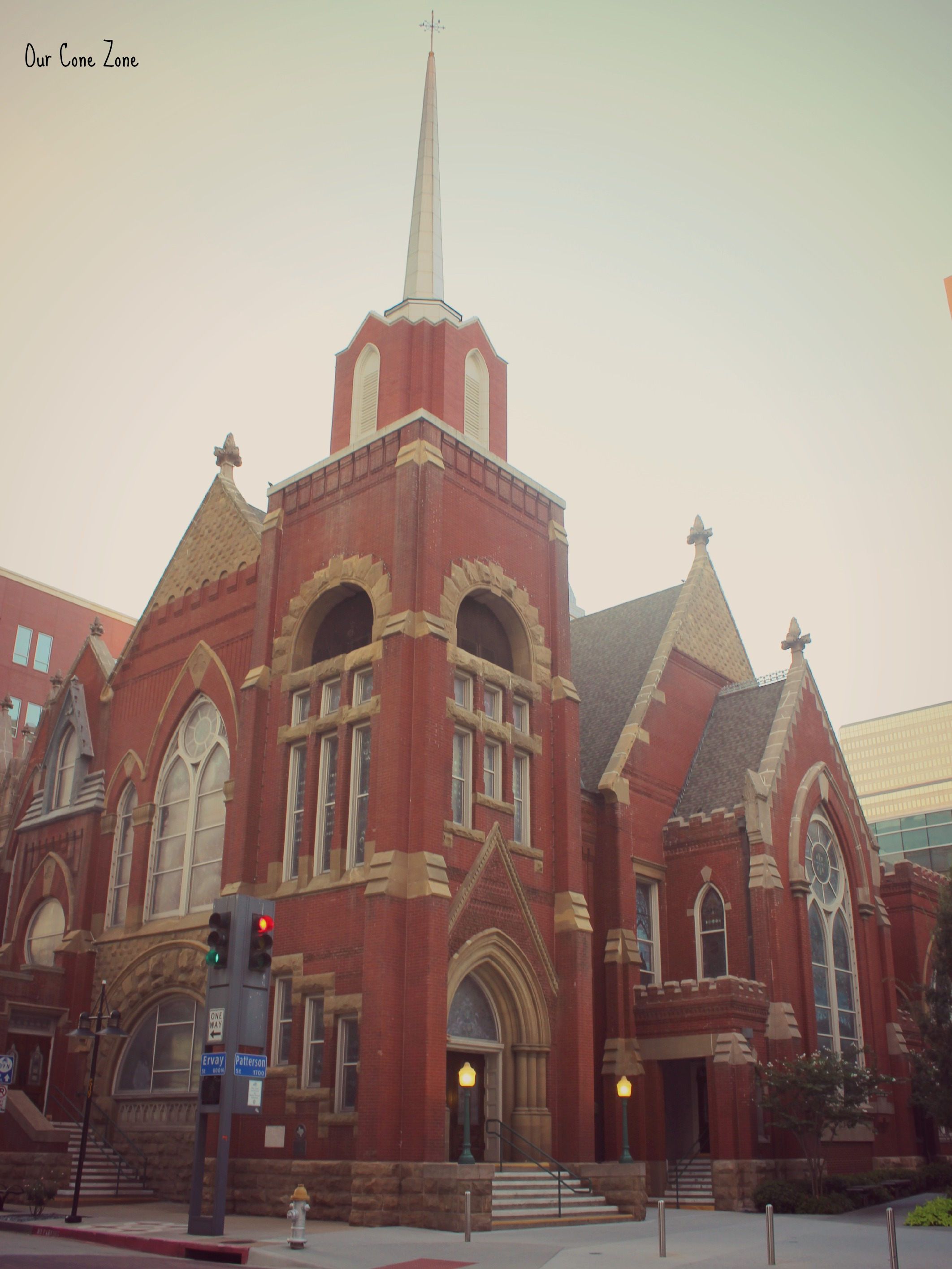 Dallas Baptist church