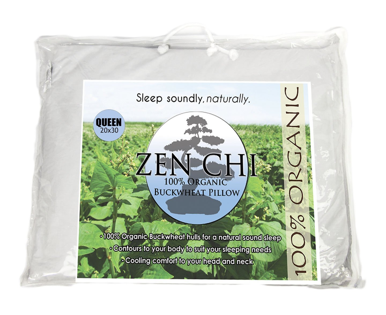 buckwheat pillow