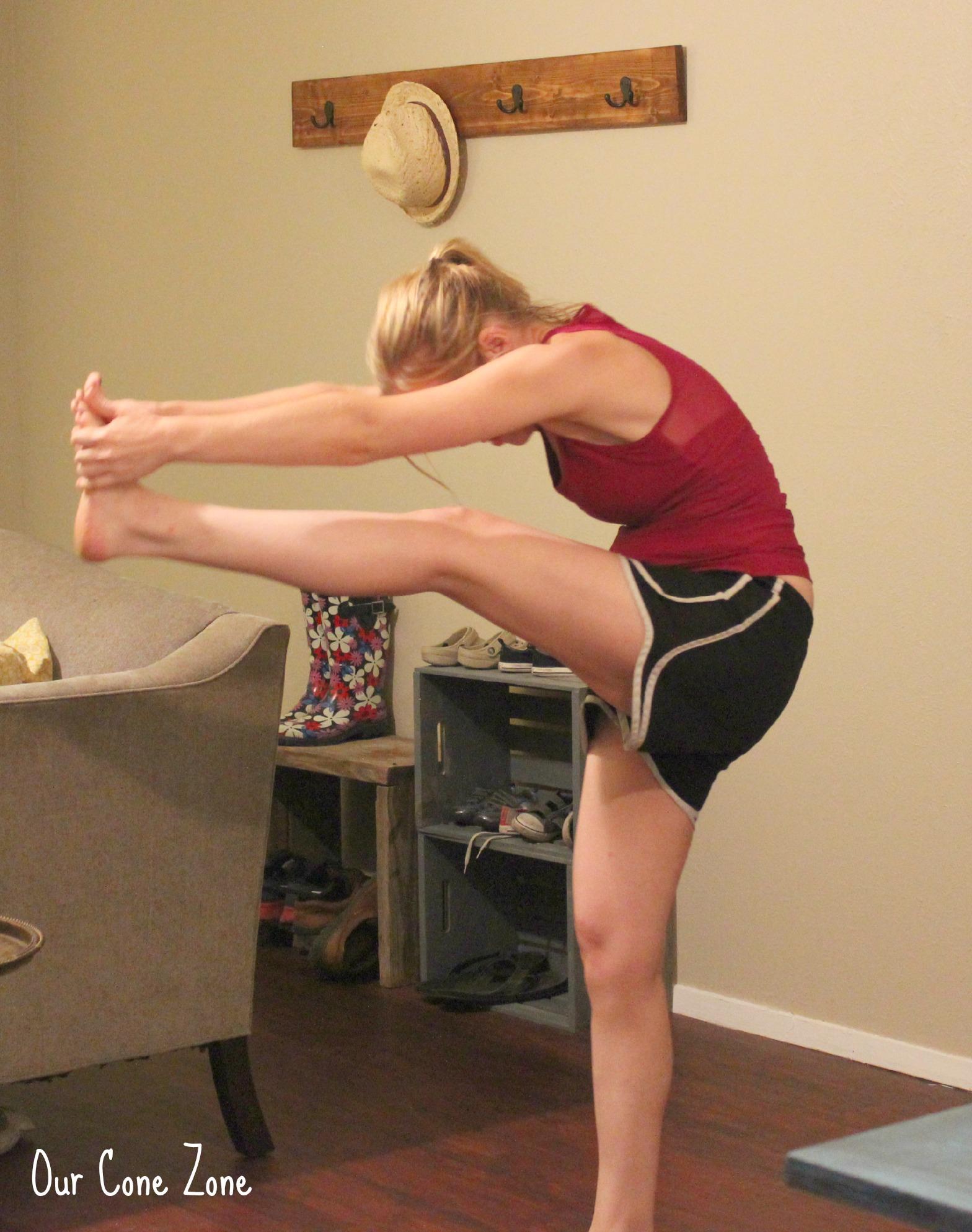 Bikram Yoga Progress Picture 3