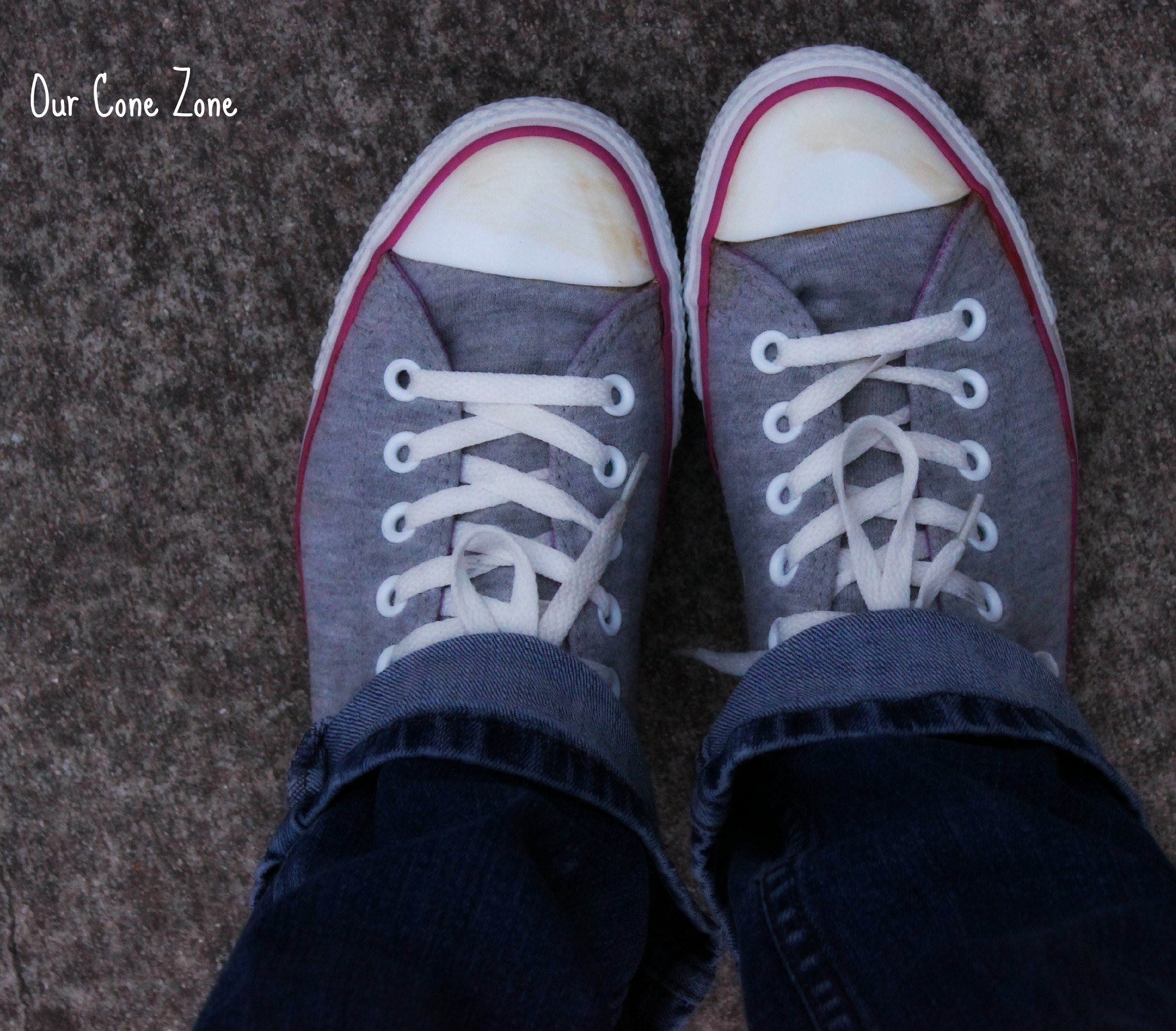 What I Wore converse