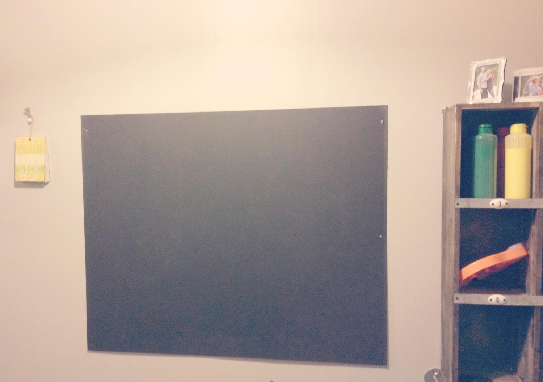 Chalkboard Process 2
