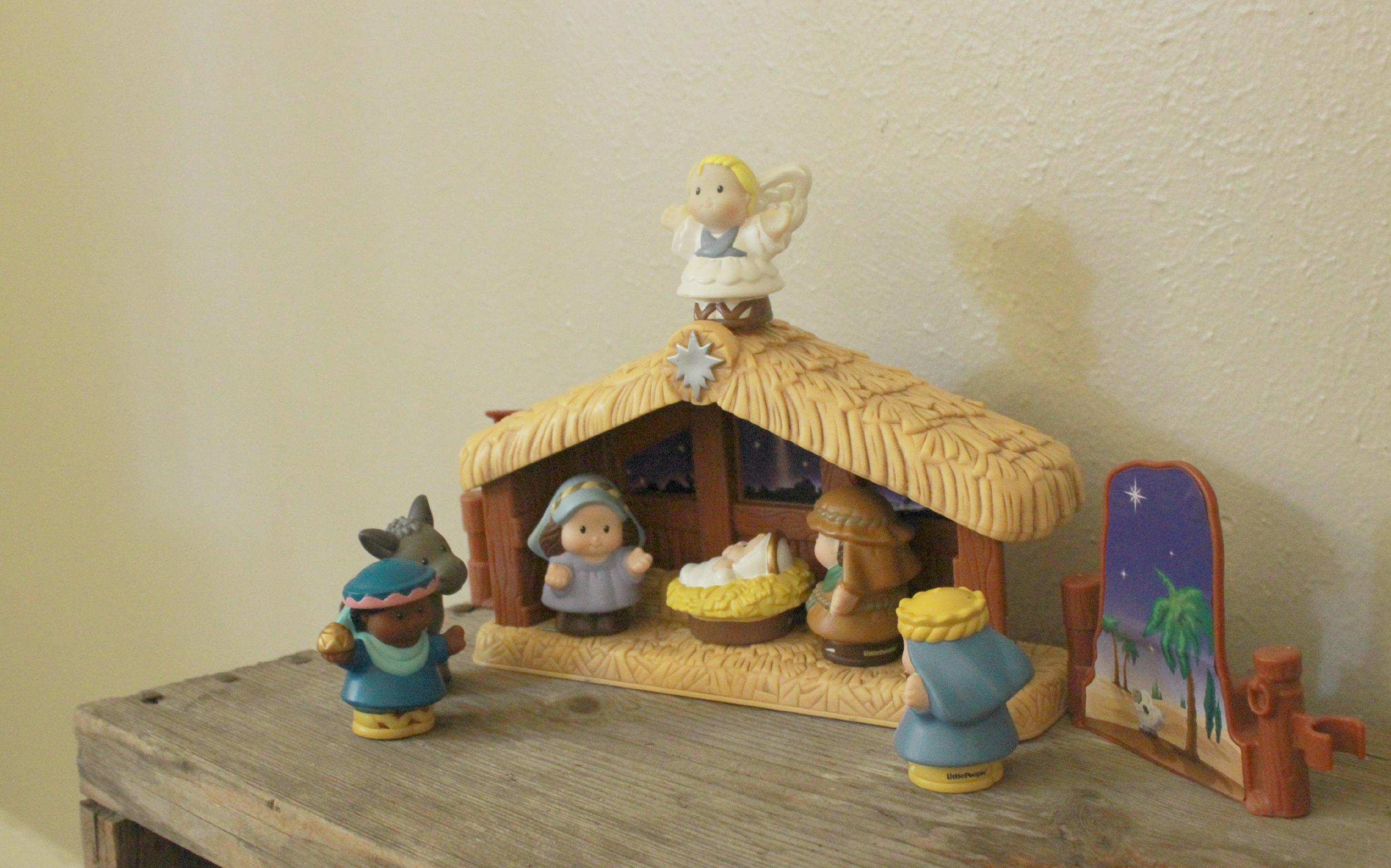 Nativity Scene 2014