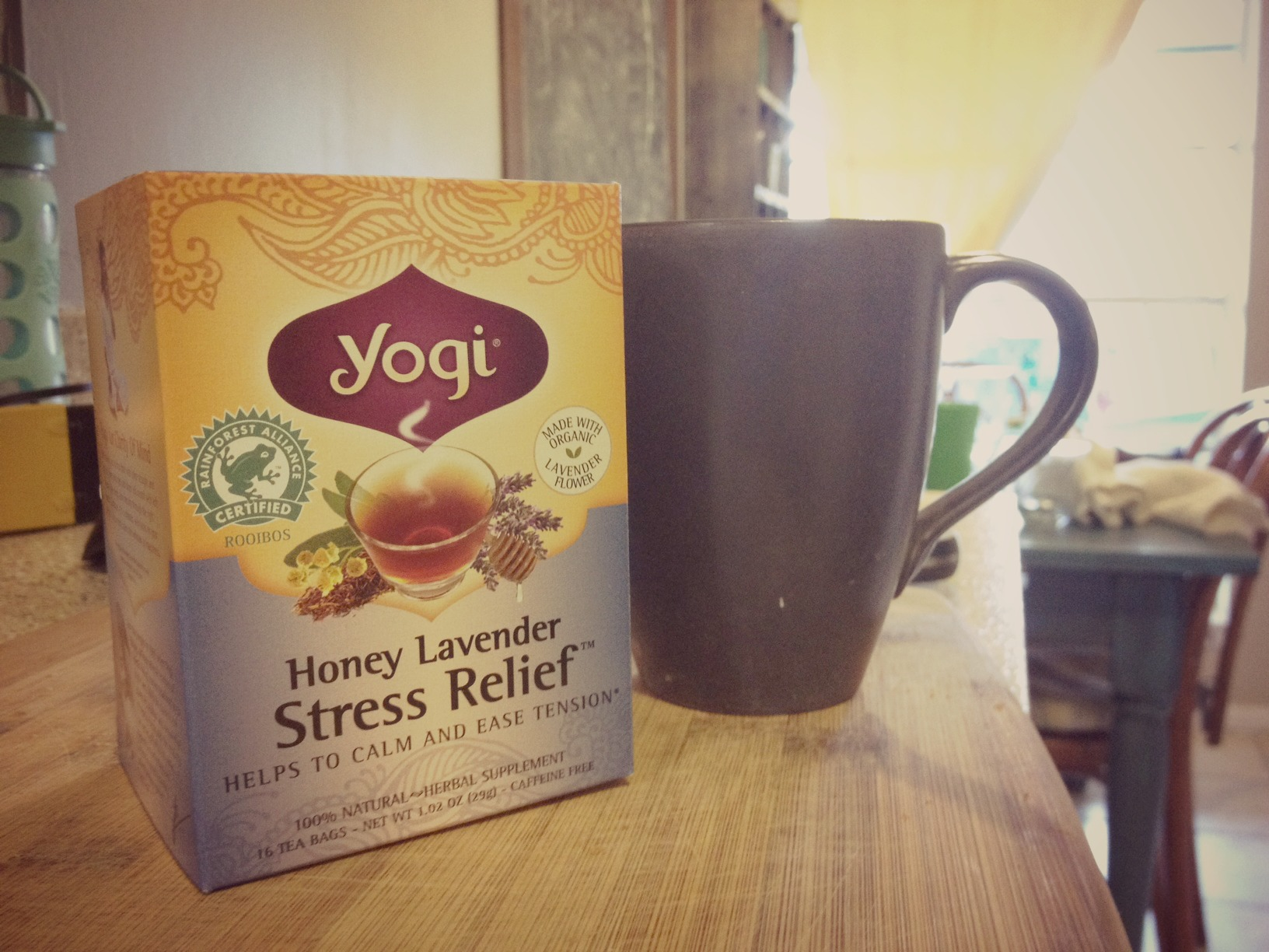 Stress Relief Tea