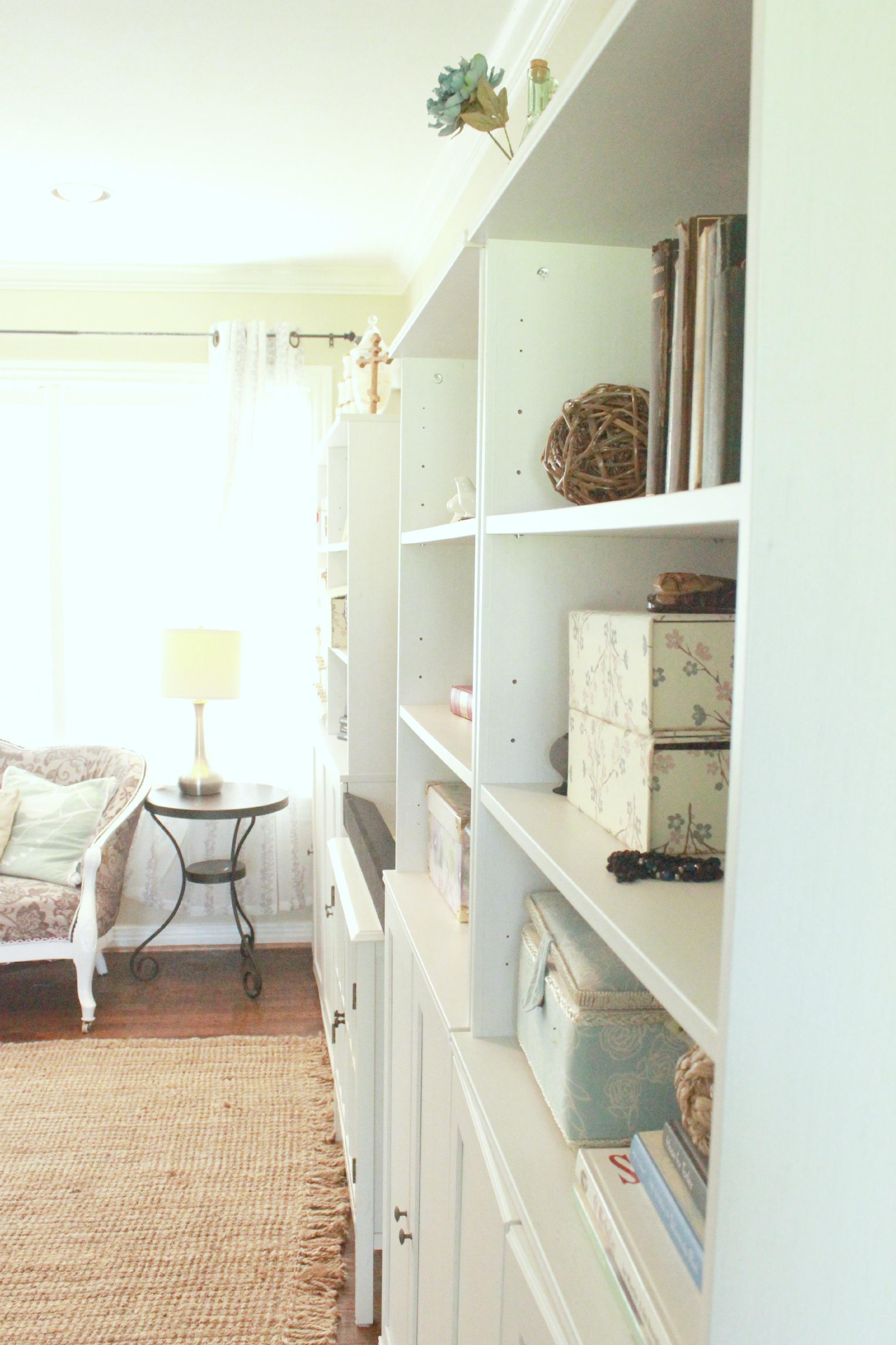 Cottage Bookshelves 4