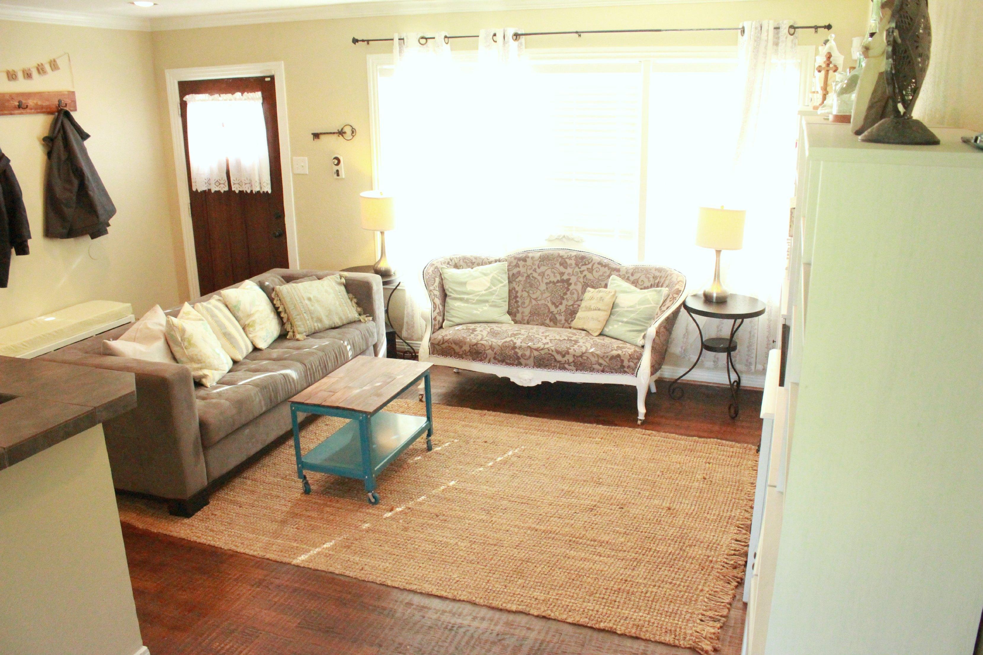 Cottage Living Room 1