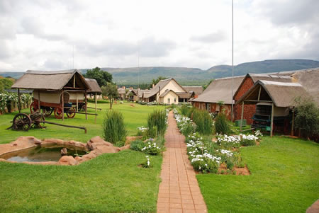 Askari Game Lodge