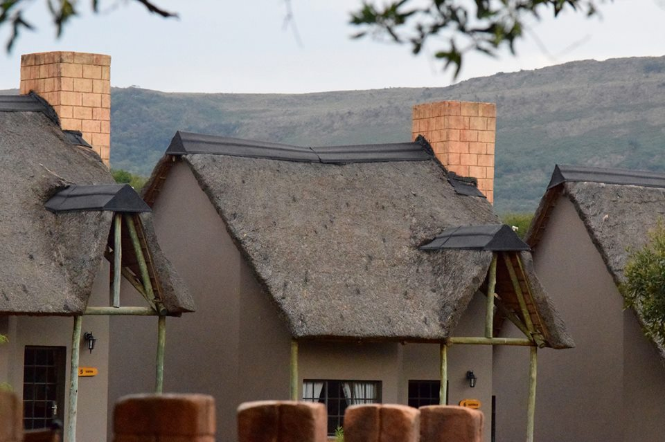 SOuth Africa thatch cottage